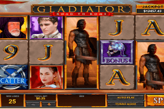 gladiator road to rome playtech tragamonedas gratis