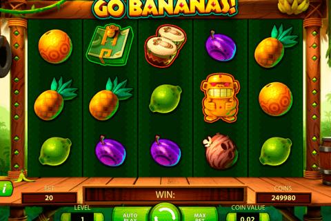 go bananas netent tragamonedas gratis