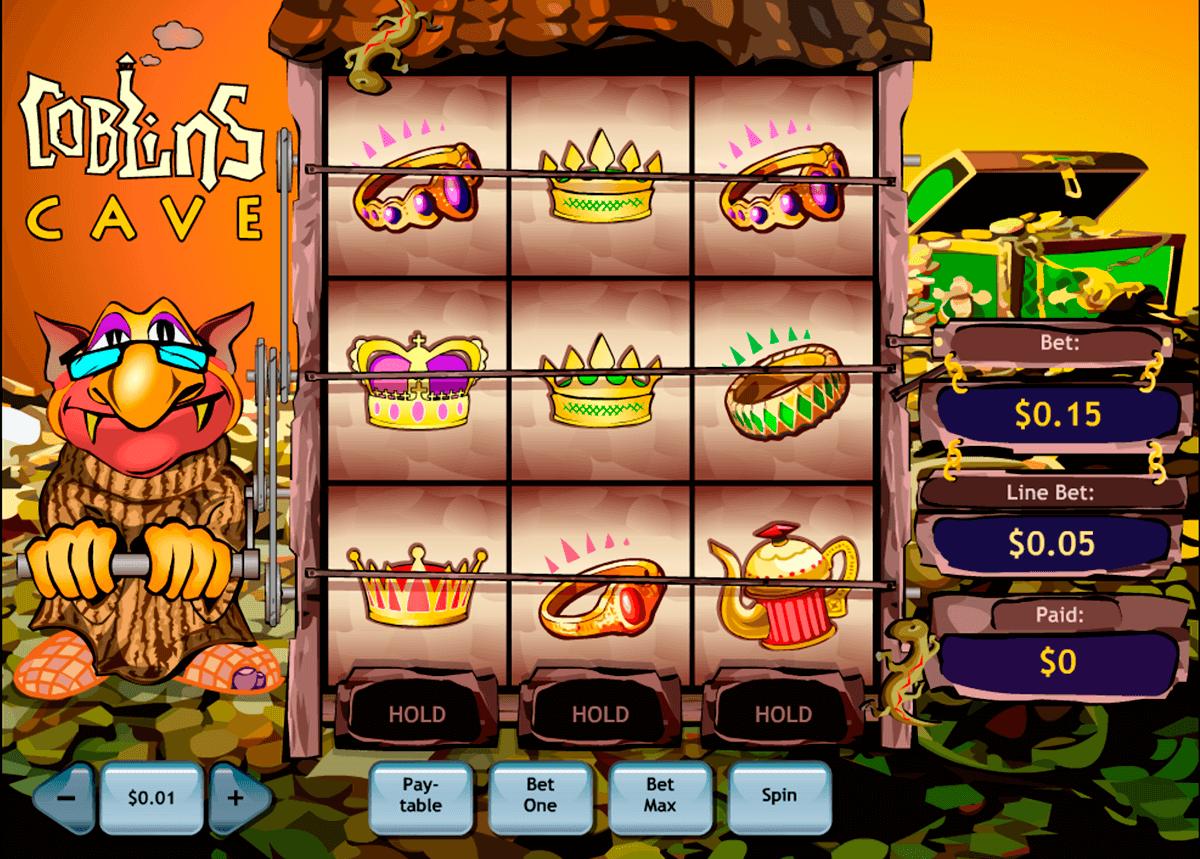 goblins cave playtech tragamonedas gratis
