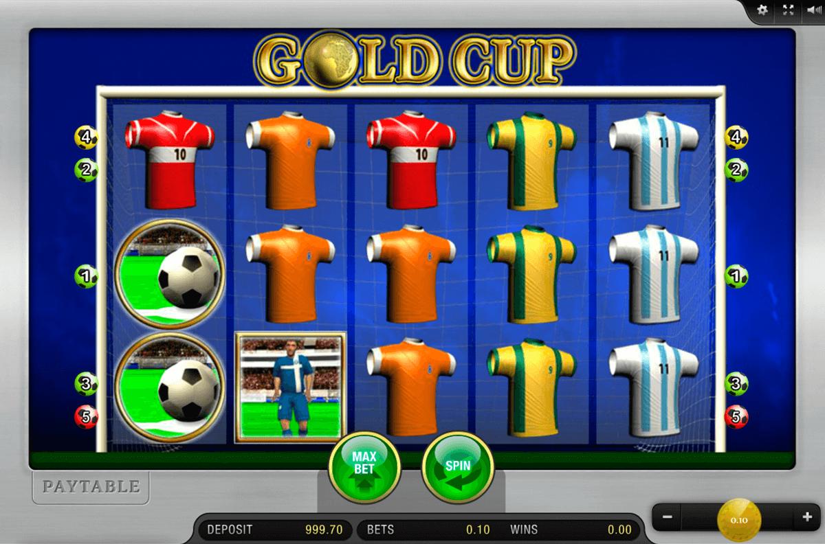 gold cup merkur tragamonedas gratis