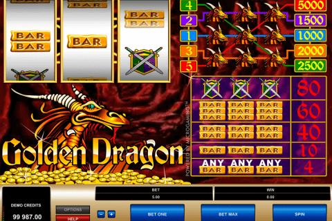 golden dragon microgaming tragamonedas gratis