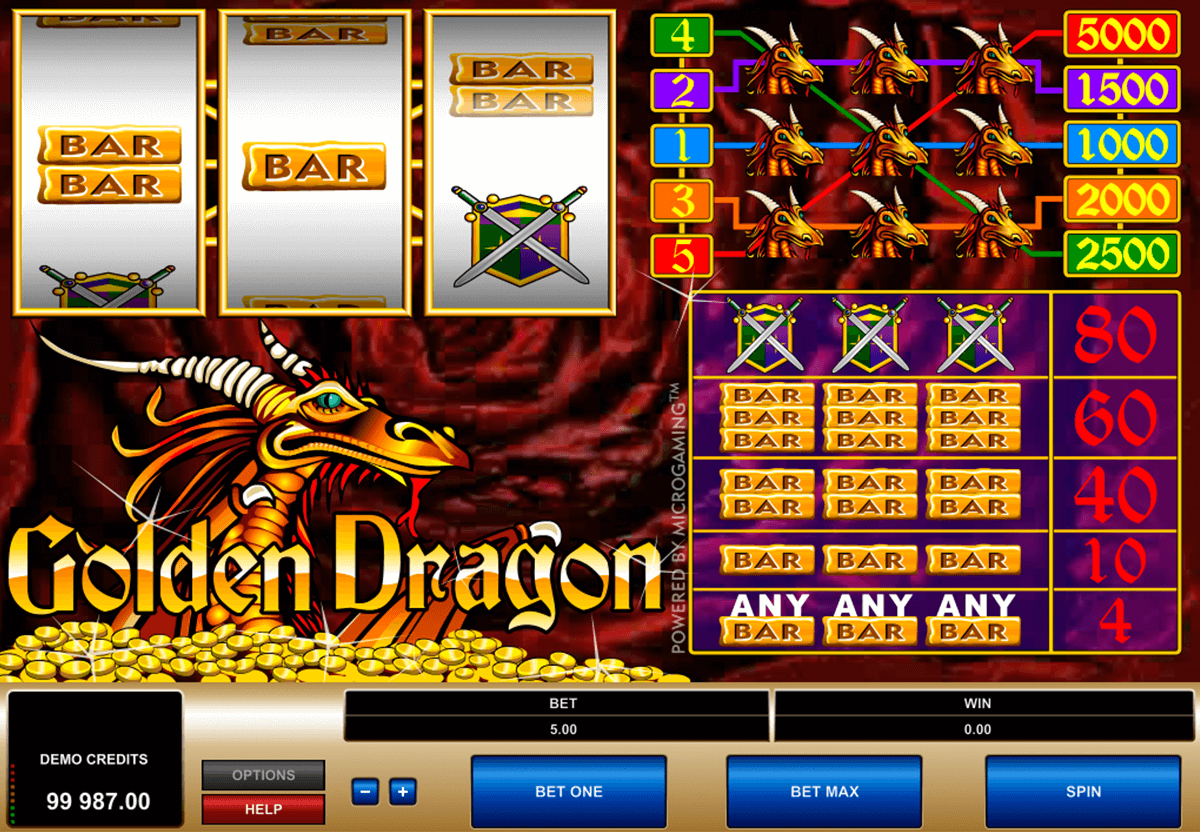 golden dragon microgaming tragamonedas gratis