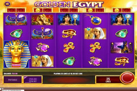 golden egypt igt tragamonedas gratis