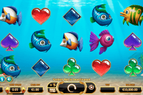 golden fishtank yggdrasil tragamonedas gratis