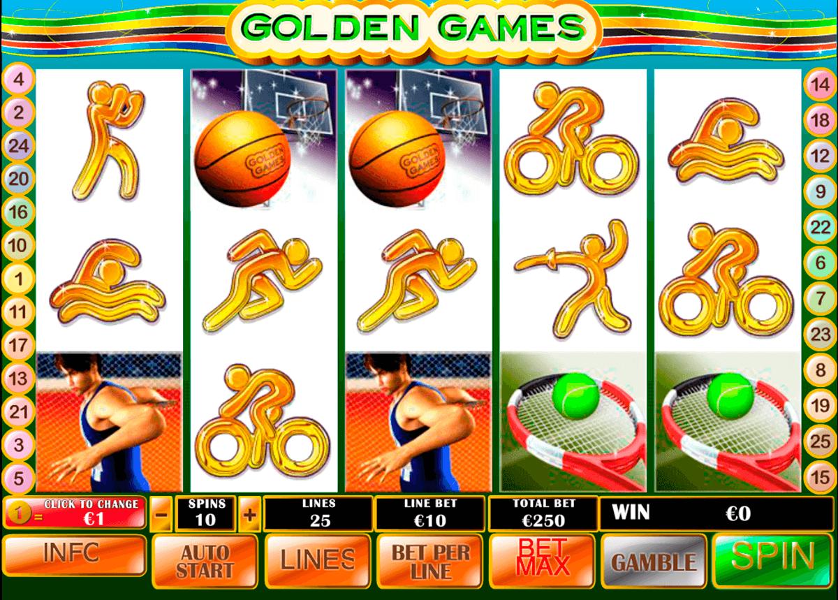 golden games playtech tragamonedas gratis
