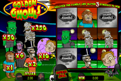 golden ghouls microgaming