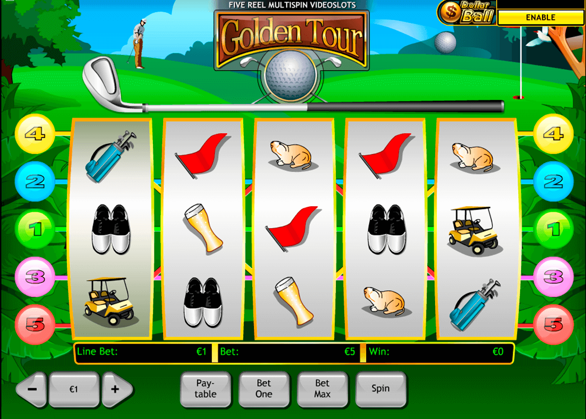 golden tour playtech tragamonedas gratis