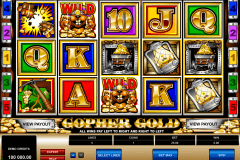 gopher gold microgaming tragamonedas gratis