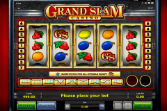 grand slam novomatic tragamonedas gratis