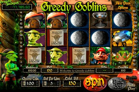 greedy goblins betsoft tragamonedas gratis