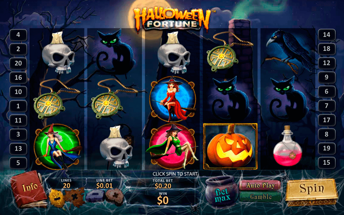 Spiele Halloween King - Video Slots Online