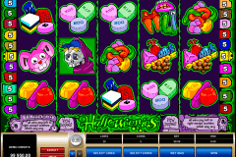 halloweenies microgaming tragamonedas gratis