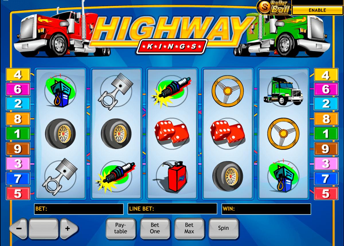 highway kings playtech tragamonedas gratis