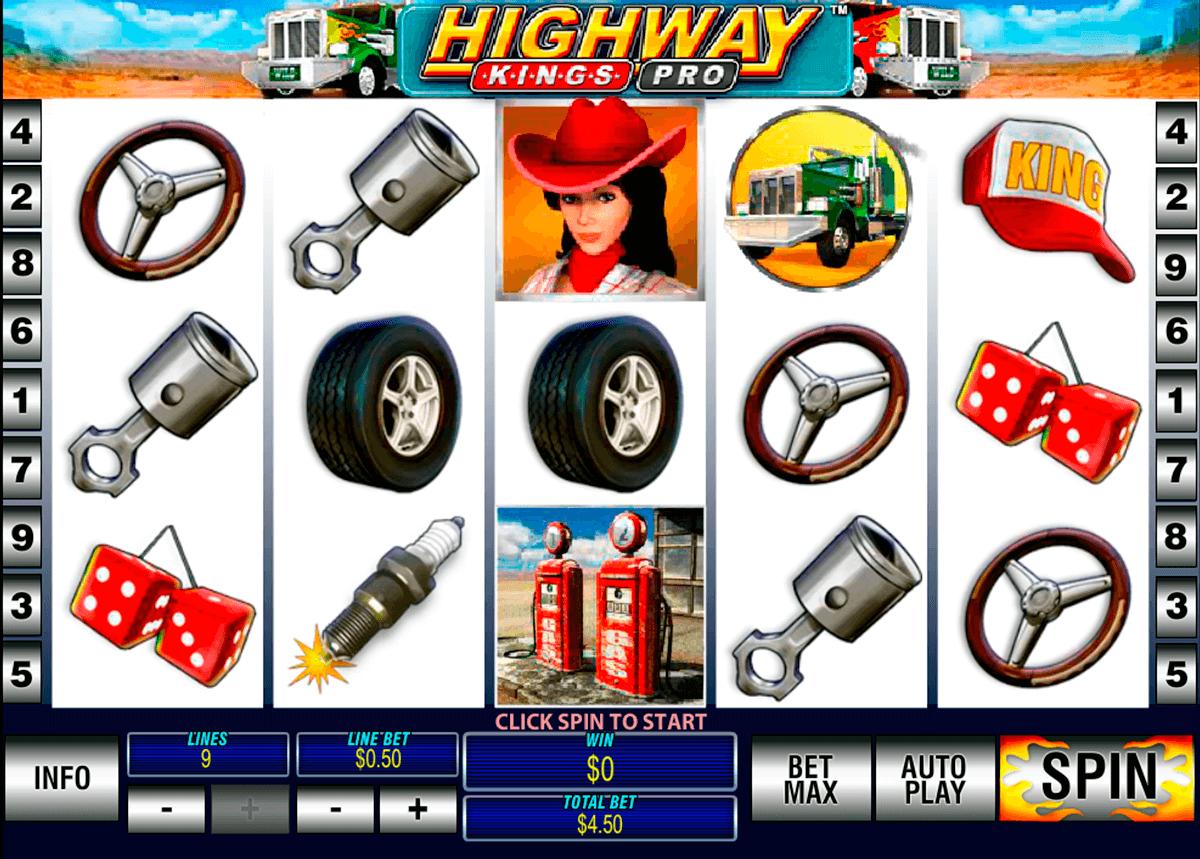 highway kings pro playtech tragamonedas gratis