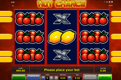 hot chance novomatic tragamonedas gratis