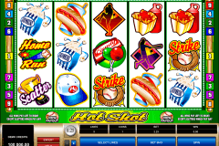 hot shot microgaming tragamonedas gratis