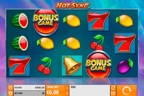 hot sync quickspin tragamonedas gratis