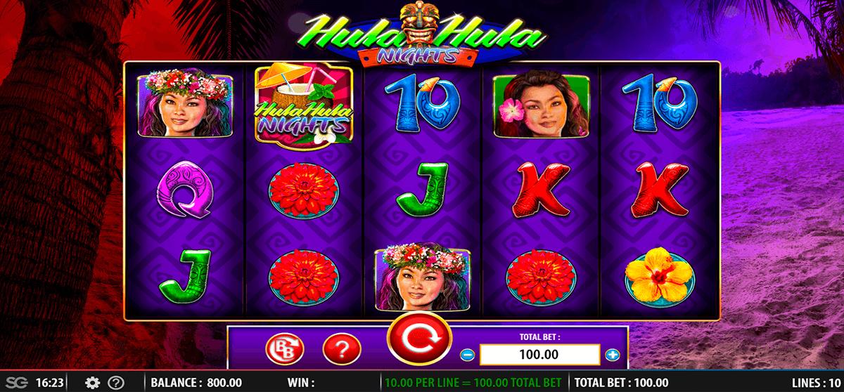 hula hula nights wms tragamonedas gratis