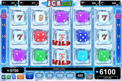 ice dice egt tragamonedas gratis