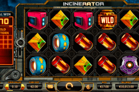 incinerator yggdrasil tragamonedas gratis