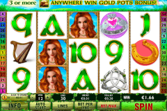 irish luck playtech tragamonedas gratis