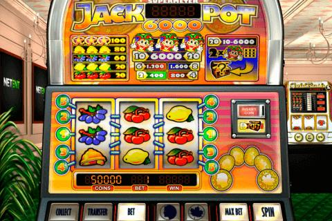 jackpot  netent tragamonedas gratis