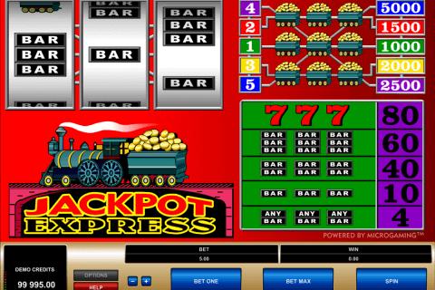 jackpot epress microgaming tragamonedas gratis