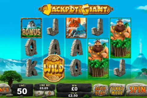 jackpot giant playtech tragamonedas gratis