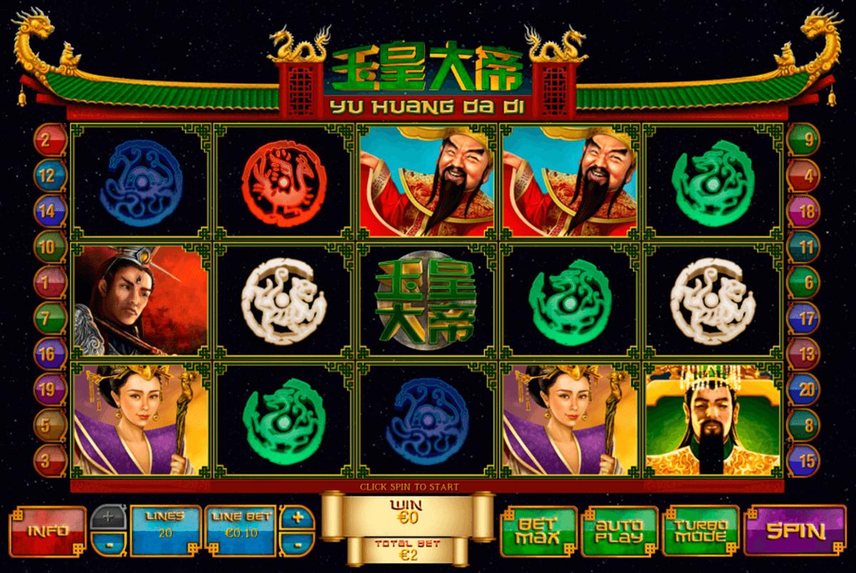 jade emperor playtech tragamonedas gratis