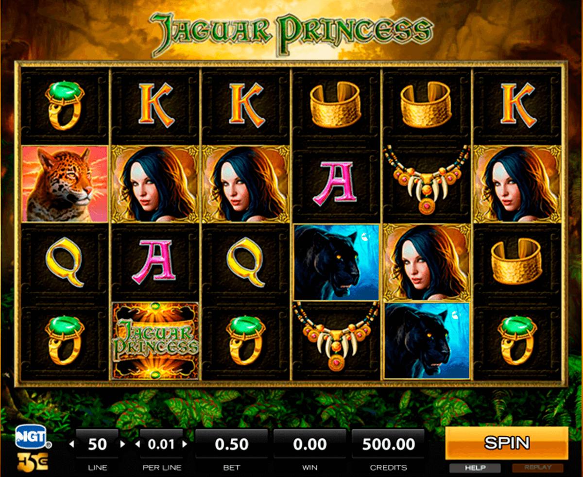 jaguar princess high5 tragamonedas gratis
