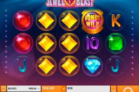jewel blast quickspin tragamonedas gratis