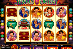 jewels of the orient microgaming tragamonedas gratis