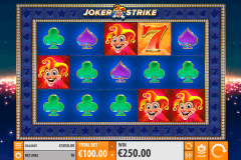 joker strike quickspin tragamonedas gratis