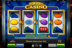 jokers casino novomatic tragamonedas gratis