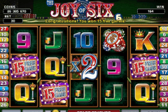 joy of si microgaming tragamonedas gratis