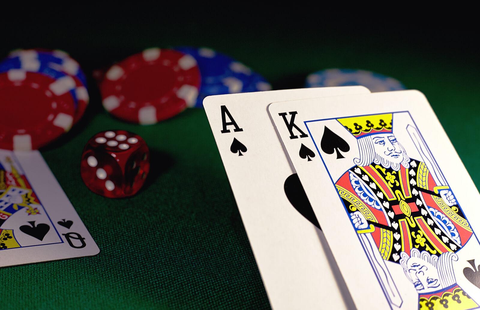 Juegos de casino online en España
