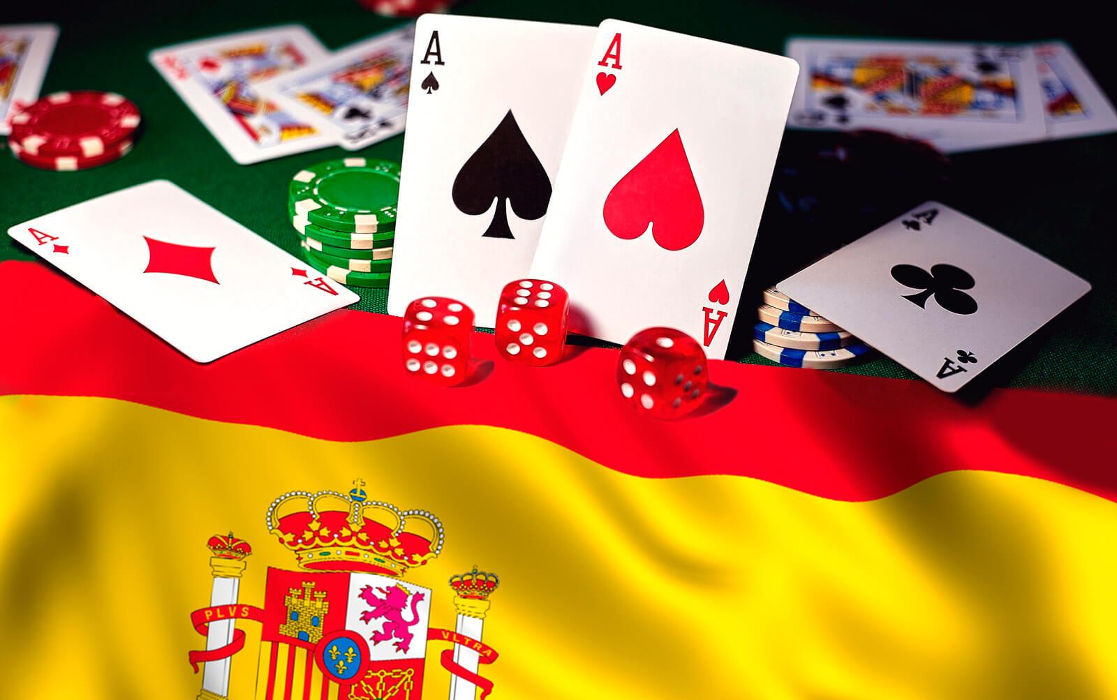 Juegos de casinos online legales en España