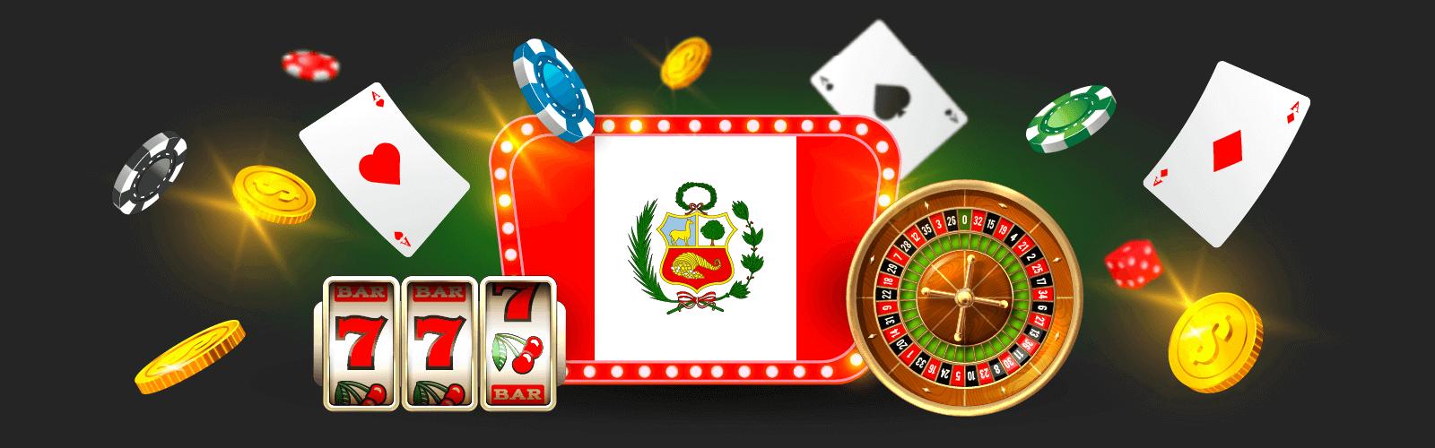 Juegos de casino online en Perú