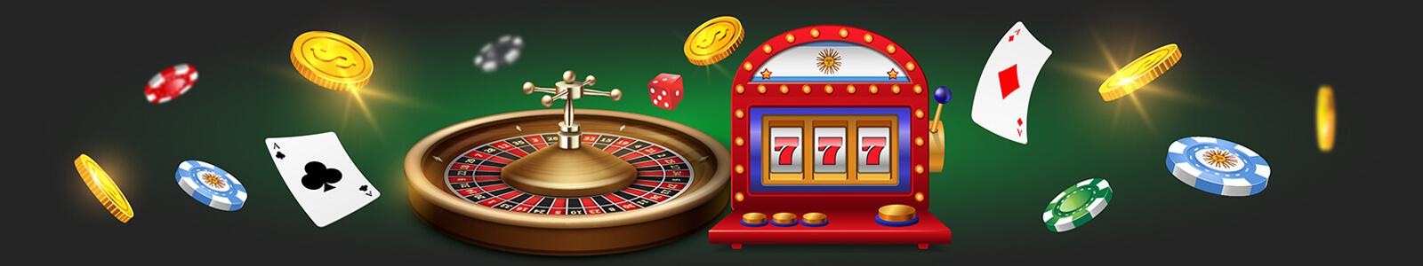 Juegos de casino online en Argentina