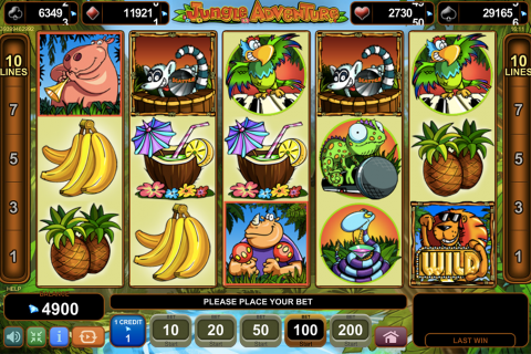 jungle adventure egt tragamonedas gratis
