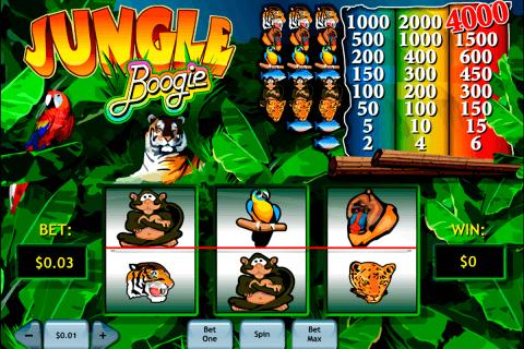 jungle boogie playtech tragamonedas gratis
