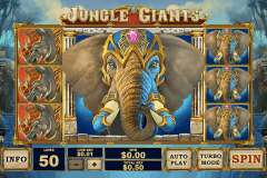 jungle giants playtech tragamonedas gratis