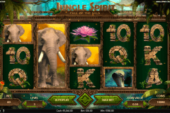 jungle spirit call of the wild netent tragamonedas gratis