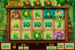jungle trouble playtech tragamonedas gratis