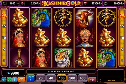 kashmir gold egt tragamonedas gratis