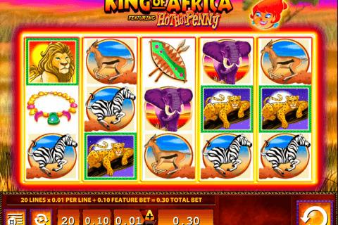 king of africa wms tragamonedas gratis