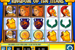 kingdom of the titans wms tragamonedas gratis