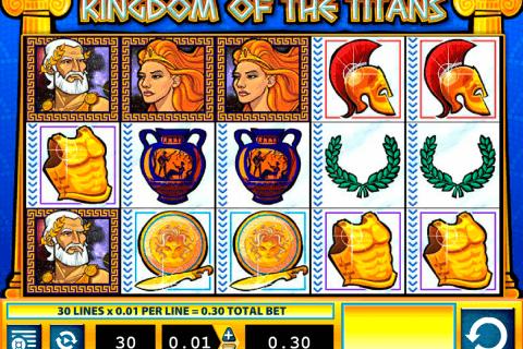 kingdom of the titans wms tragamonedas gratis
