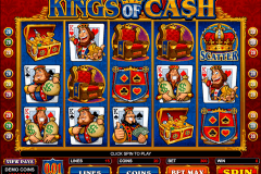 kings of cash microgaming tragamonedas gratis