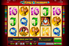 kings treasure novomatic tragamonedas gratis